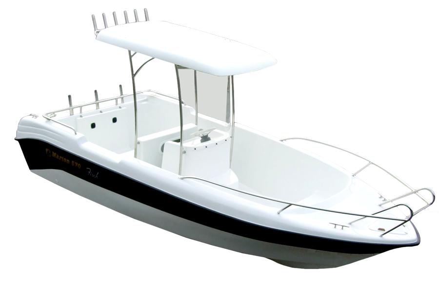 Marion boat