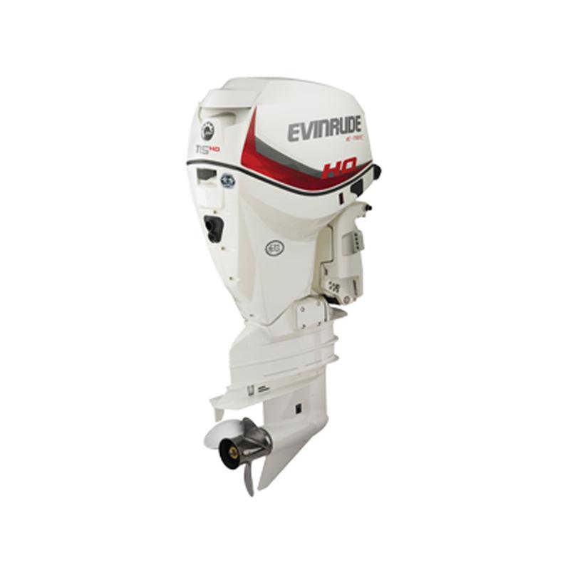 E-TEC 115 H.O.