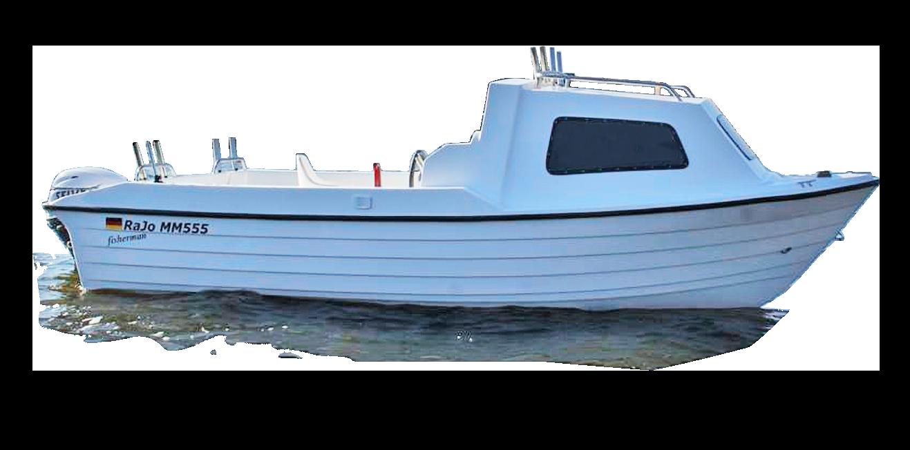 MARION 555 FISH